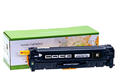 Replacement Black Toner Cartridge for HP CC530A 304A