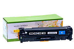 Replacement Cyan Toner Cartridge for HP CC531A 304A