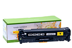 Replacement Yellow Toner Cartridge for HP CC532A 304A