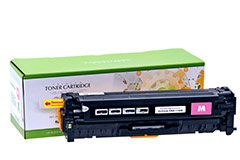 Replacement Magenta Toner Cartridge for HP CC533A 304A