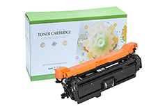 Replacement High Yield Black Toner Cartridge for HP CE250X 504X
