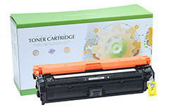 Replacement Black Toner Cartridge for HP CE270A 650A