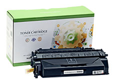 Replacement High Yield Toner Cartridge for HP CE505X 05X