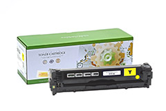 Replacement Yellow Toner Cartridge for HP CF212A 131A