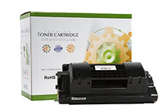 Replacement High Yield Toner Cartridge for HP CF281X 81X