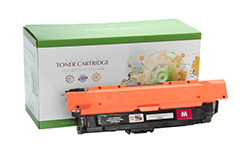 Replacement Magenta Toner Cartridge for HP CF323A 653A
