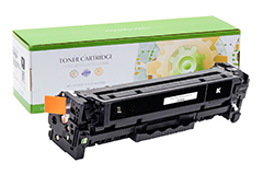 Replacement Standard Yield Black Toner Cartridge for HP CF380A 312A