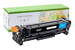 Replacement Cyan Toner Cartridge for HP CF381A 312A