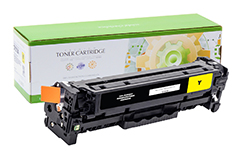 Replacement Yellow Toner Cartridge for HP CF382A 312A