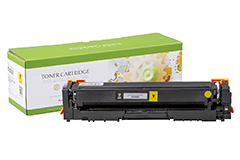 Replacement Standard Yield Yellow Toner Cartridge for HP CF502A 202A