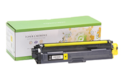 Replacement High Yield Yellow Toner Cartridge for Brother TN225Y TN221Y