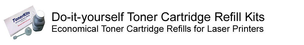 Toner Refill Kits and Replacement Cartridge